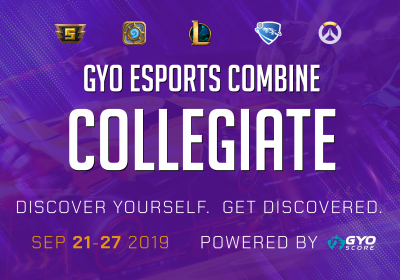 Collegiate Esports Combine - September '20